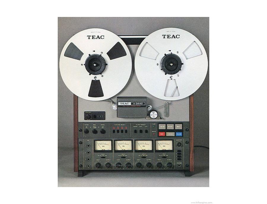 Teac a 3440 4 channel tape deck xl
