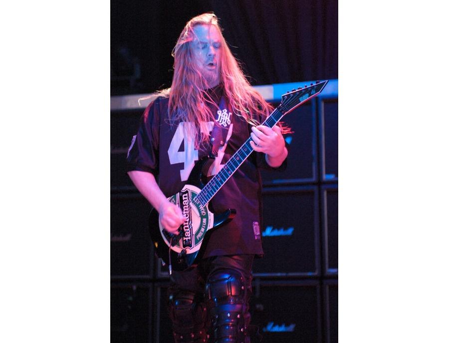 Jeff Hanneman Red Monkey Custom Shop Guitar Strap Reviews