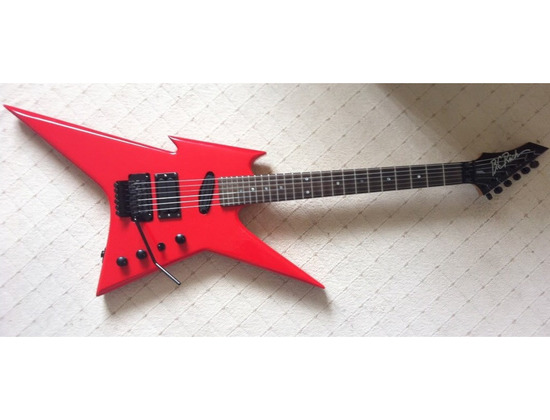 BC Rich Ironbird IB10 Demo / Review by Maxxxwell Carlisle ...