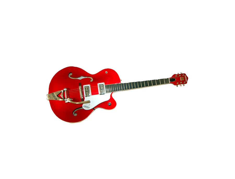 Gretsch g6120shatv brian setzer hot rod electric guitar xl