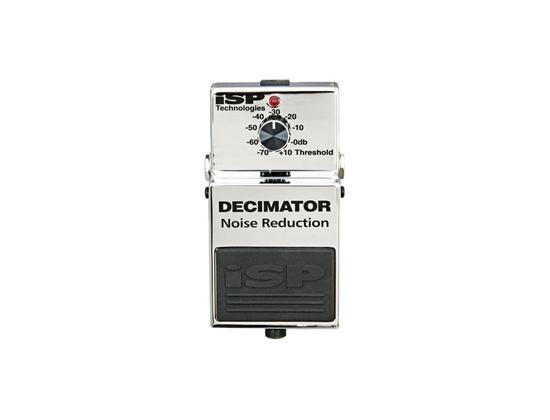 ISP Technologies Decimator Noise Reduction Pedal