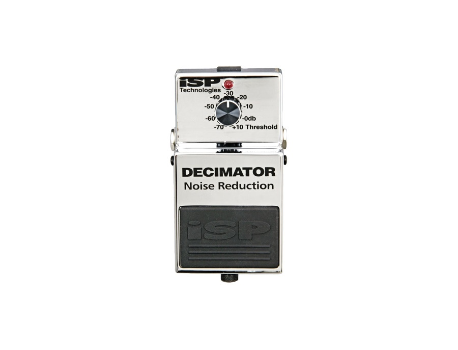 ISP Technologies Decimator Noise Reduction Pedal