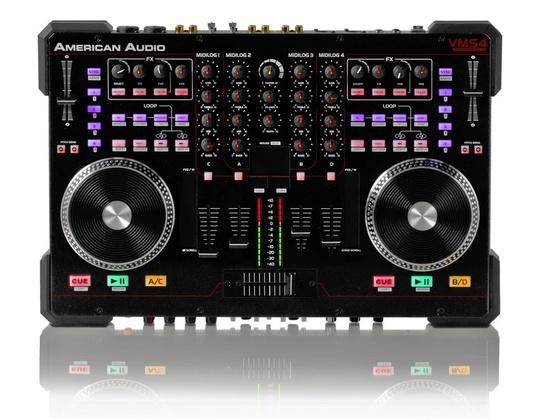 American Audio VMS4.1 USB DJ Controller