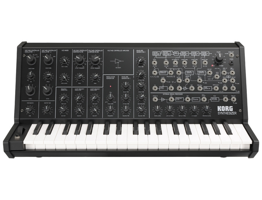 Korg ms 20 mini xl