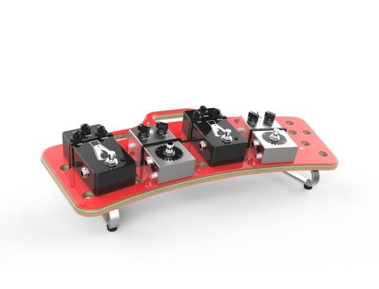 Chemistry Design Werks Holeyboard M3 Amptop