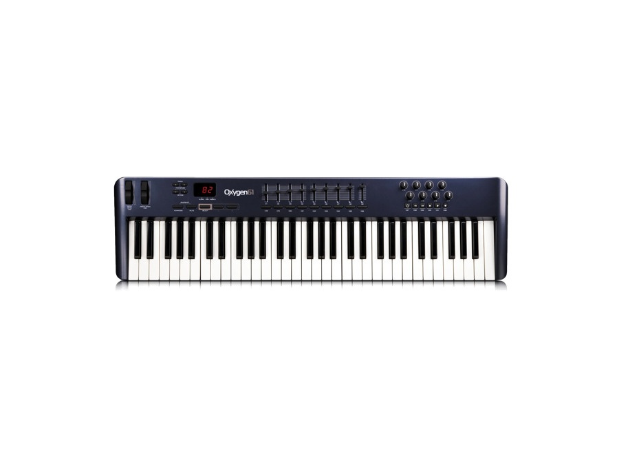 M-Audio Oxygen 61 61-Key USB MIDI Controller