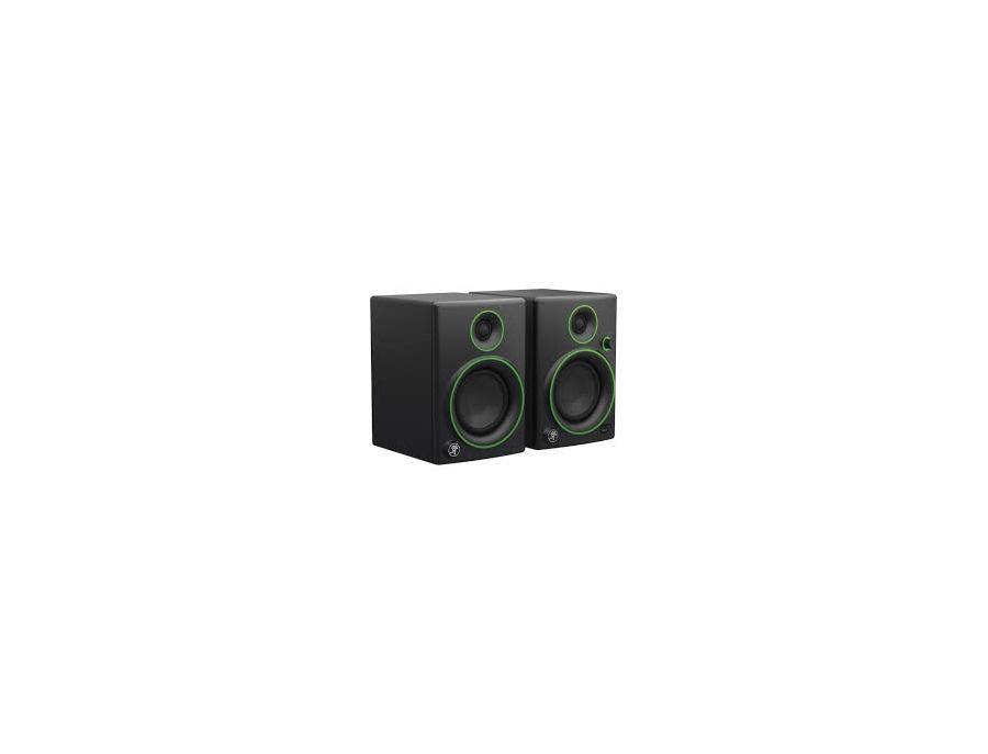 Mackie cr4 studio monitors xl