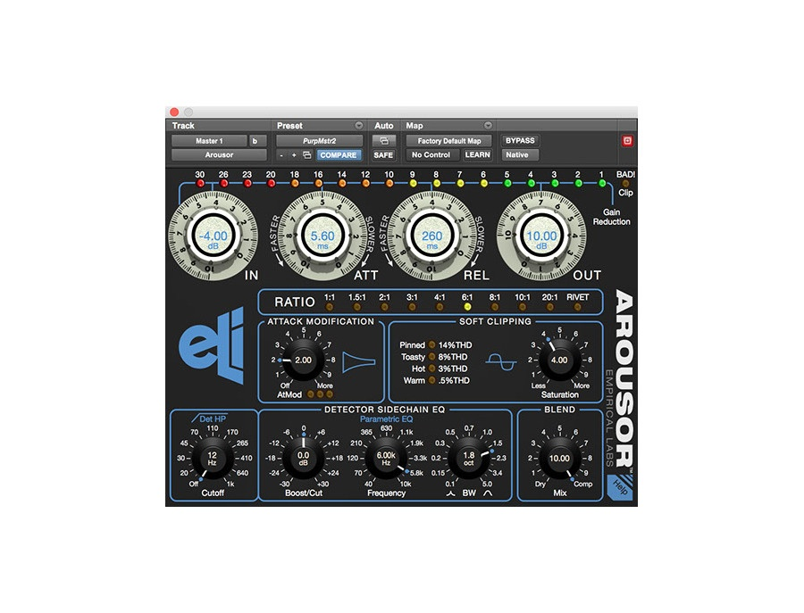 Empirical labs arousor xl
