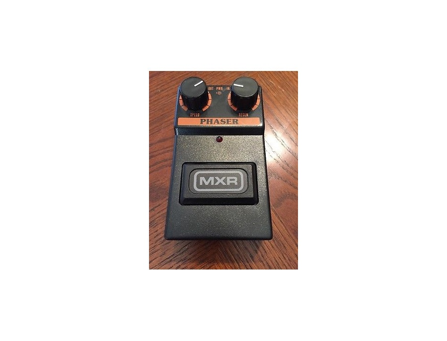 mxr m 161 commando phaser pedal reviews prices equipboard. Black Bedroom Furniture Sets. Home Design Ideas