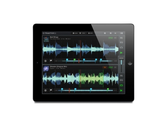 Native Instruments TRAKTOR DJ iOS App