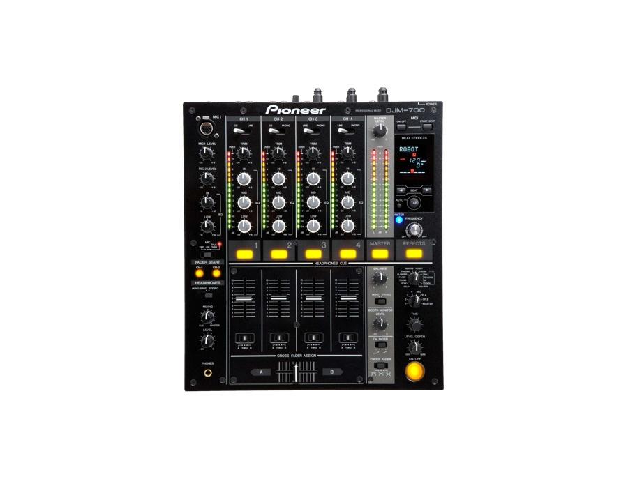 Pioneer djm 700 mixer xl
