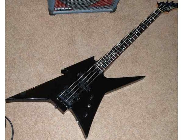 Bc rich ironbird bass xl
