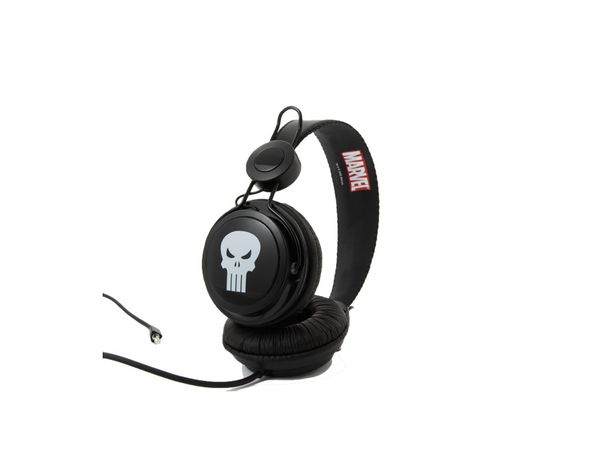 Coloud Marvel Punisher Headphones