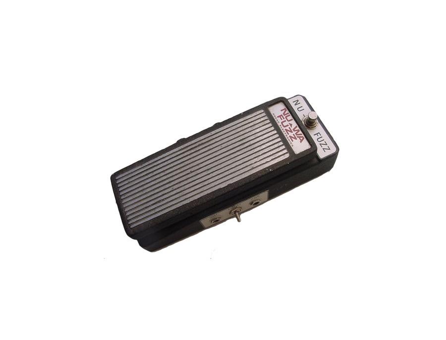 Rosac electronics nu wa fuzz pedal xl