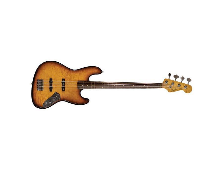 1962 Fender Jazz ¨Bass of Doom¨ restored.