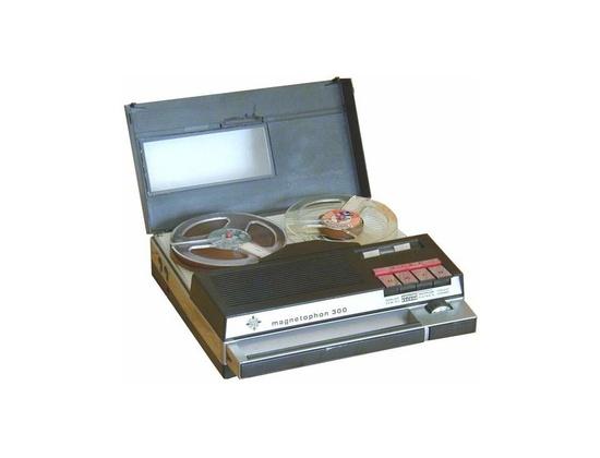 Telefunken Magnetophon 300