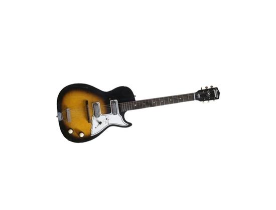 Harmony Stratotone Electric Guitar