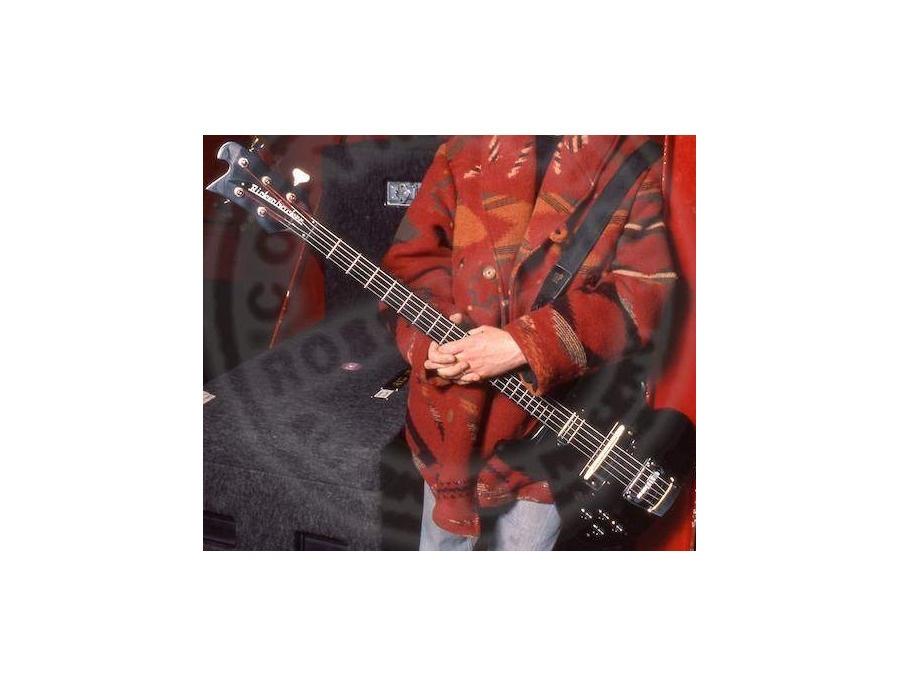 Paul McCartneys Custom Rickenbacker 5 String Bass