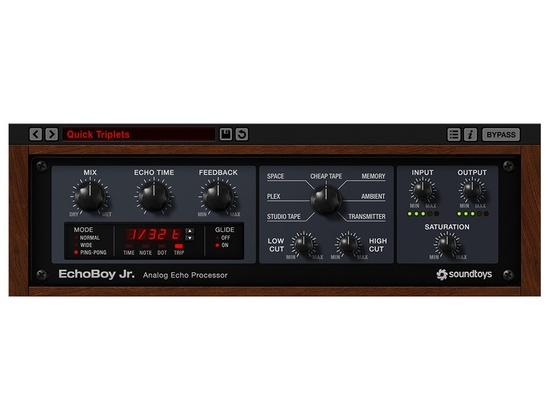 Soundtoys Echoboy Jr