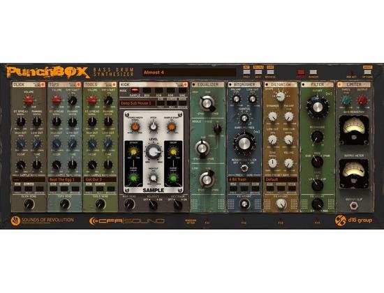 Drum Machine | Equipboard®