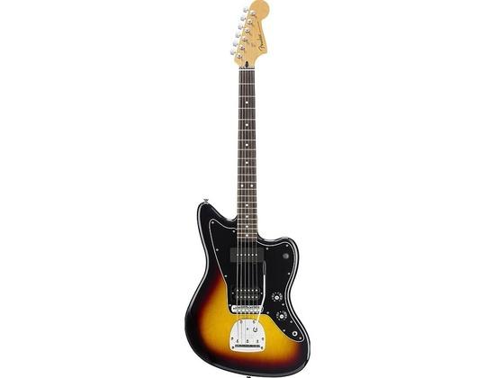 Fender Blacktop Jazzmaster HS 2011 3 Color Sunburst