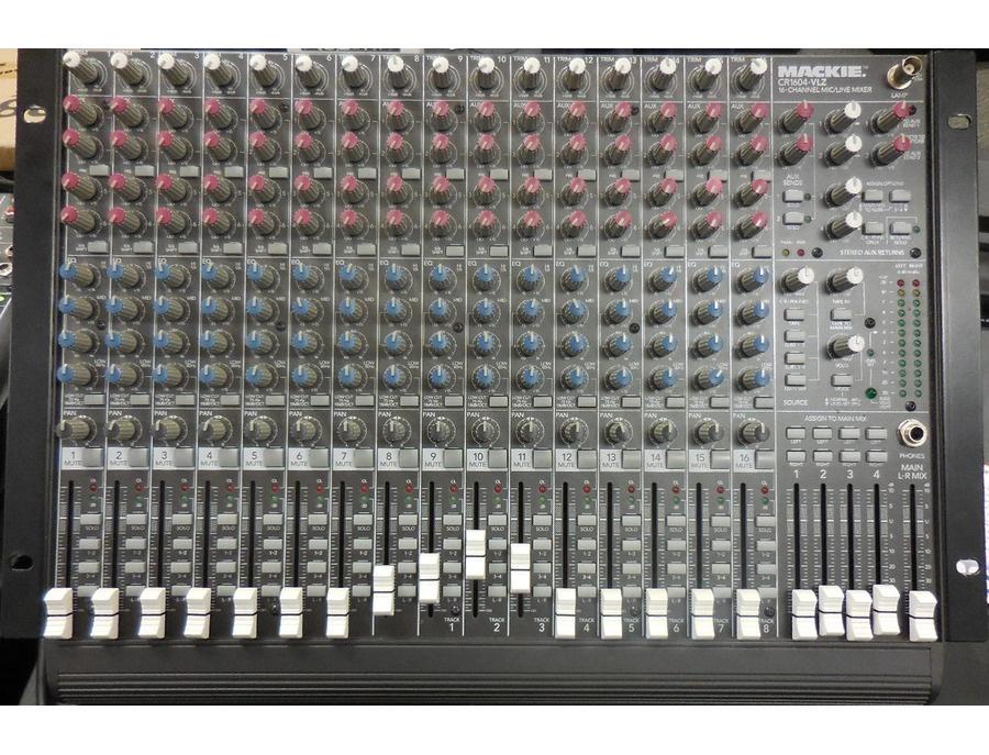 Mackie CR-1604 VLZ