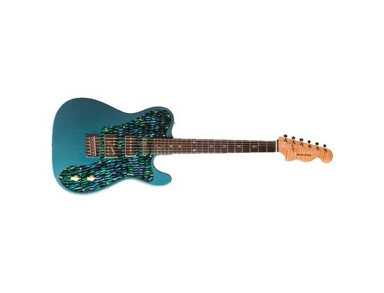 Specimen Emerald Deluxe Guitar