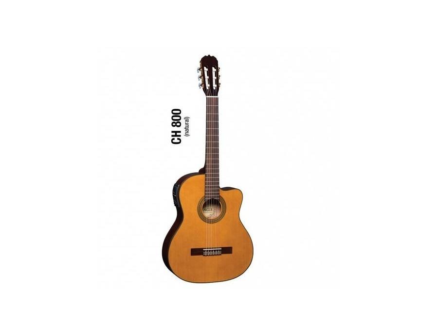 Acoustic guitar ch800 eagle xl