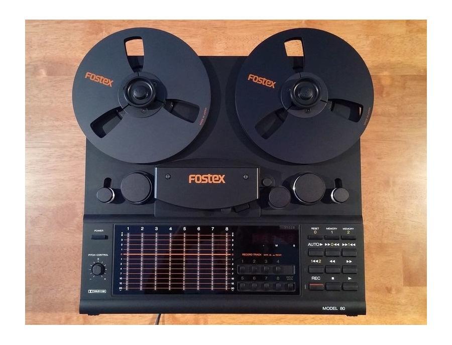 Fostex M80