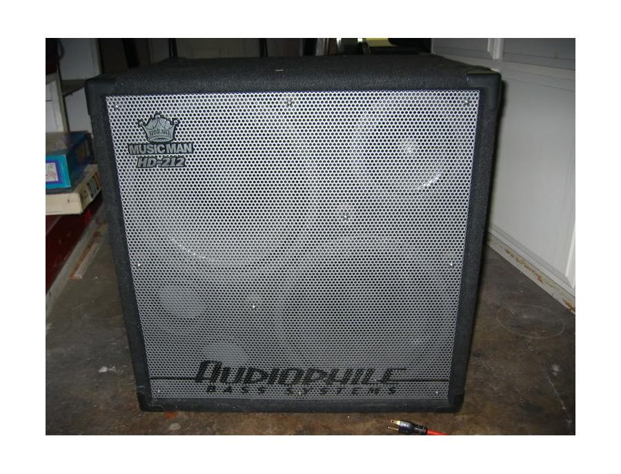Music man 212 hd audiophile bass cabinet xl