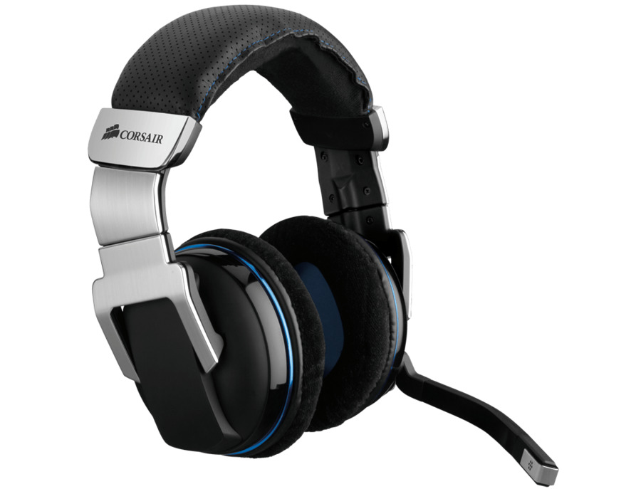Corsair vengeance 2000 wireless 7 1 gaming headset xl
