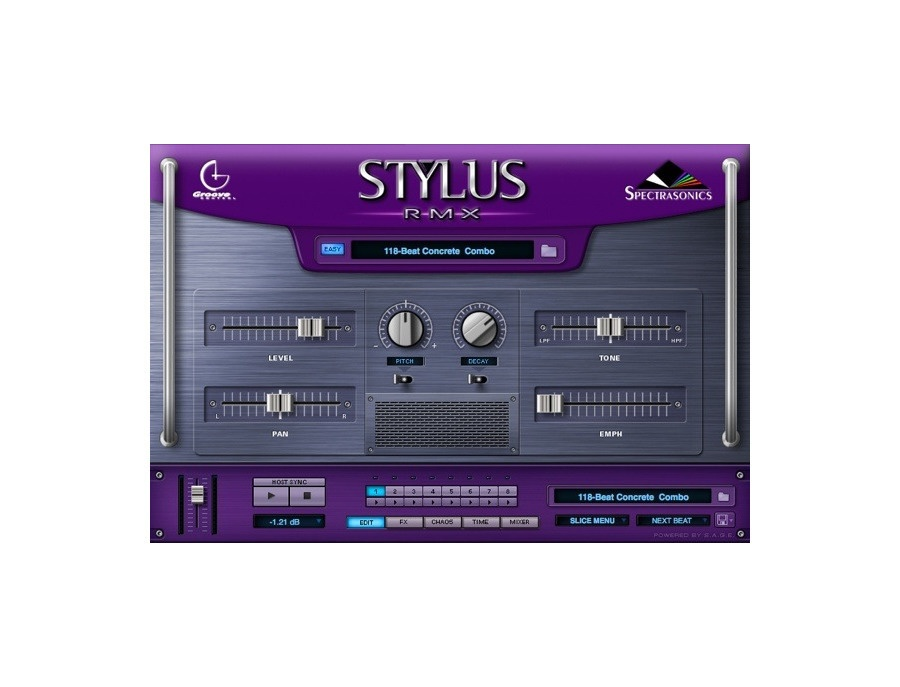 Spectrasonics Stylus RMX Reviews & Prices | Equipboard®