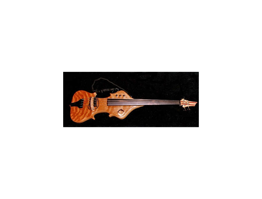 Conklin Guitars Victor Wooten Mobile Electric Upright Bass