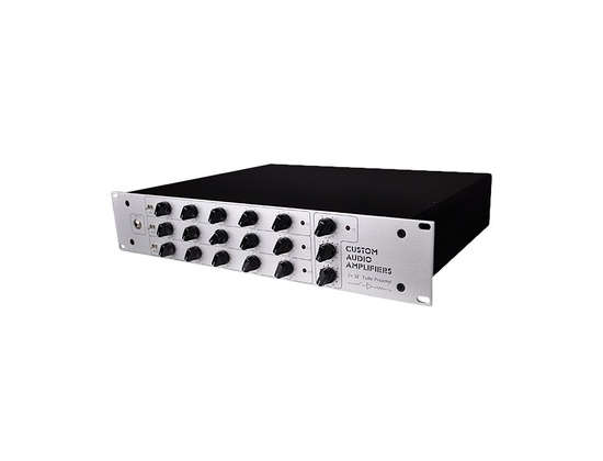Custom Audio 3+ SE Guitar Preamp