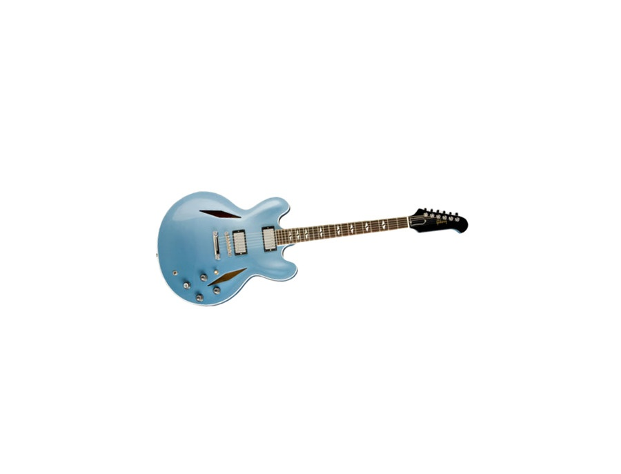 Gibson inspired by dave grohl dg 335 electric guitar xl