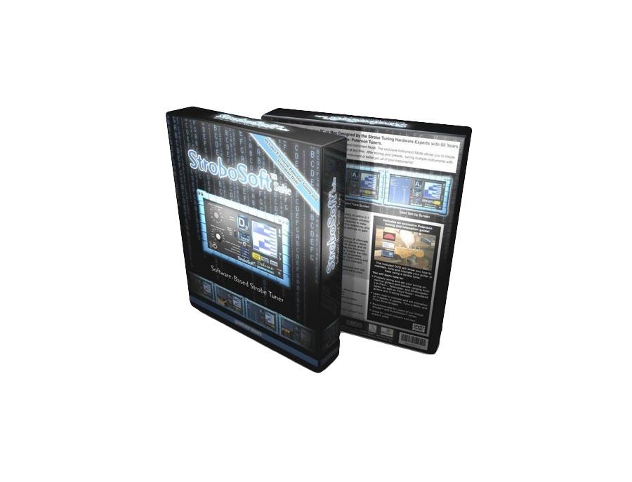 Peterson Strobosoft VST Strobe Tuner