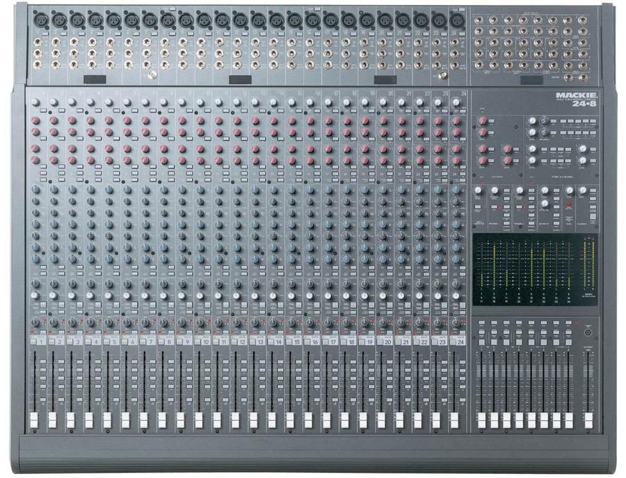 Mackie 24 8 2 mixer xl