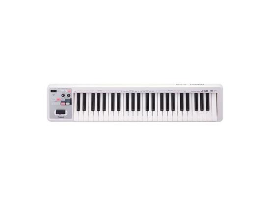 Roland A-49 MIDI Keyboard Controller White