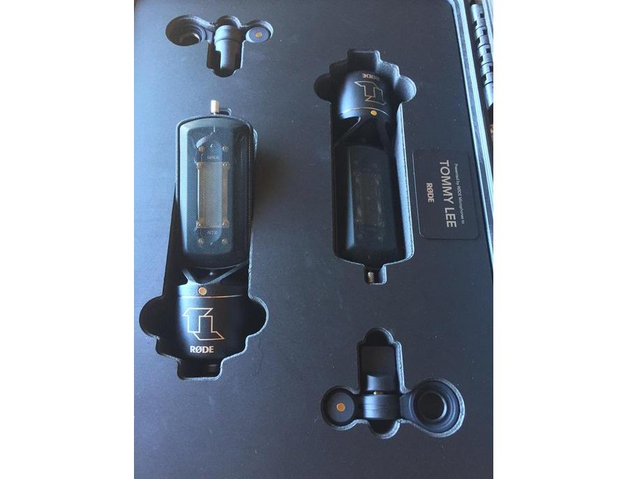 Rode NTR Custom Ribbon Microphones