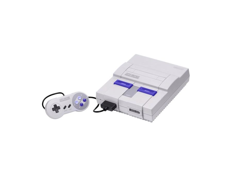 Super Nintendo Console