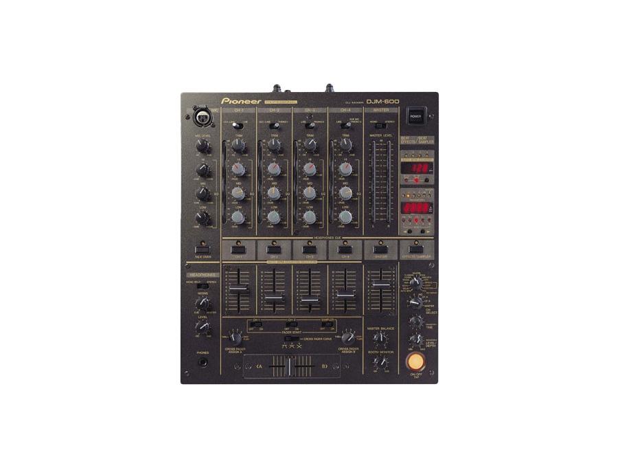 Pioneer DJM-600 Mixer