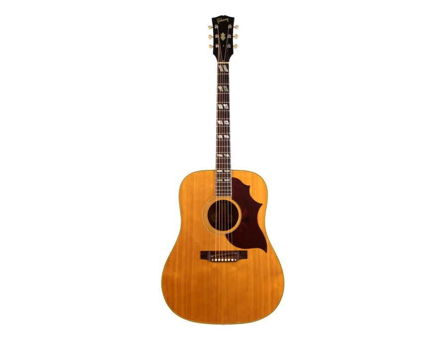 Gibson Country Western Acoustic Guitar 1963 or '64 Reviews ...