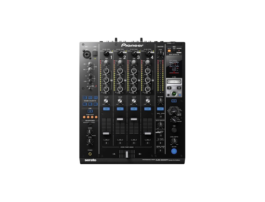 Pioneer djm 900 srt serato mixer xl