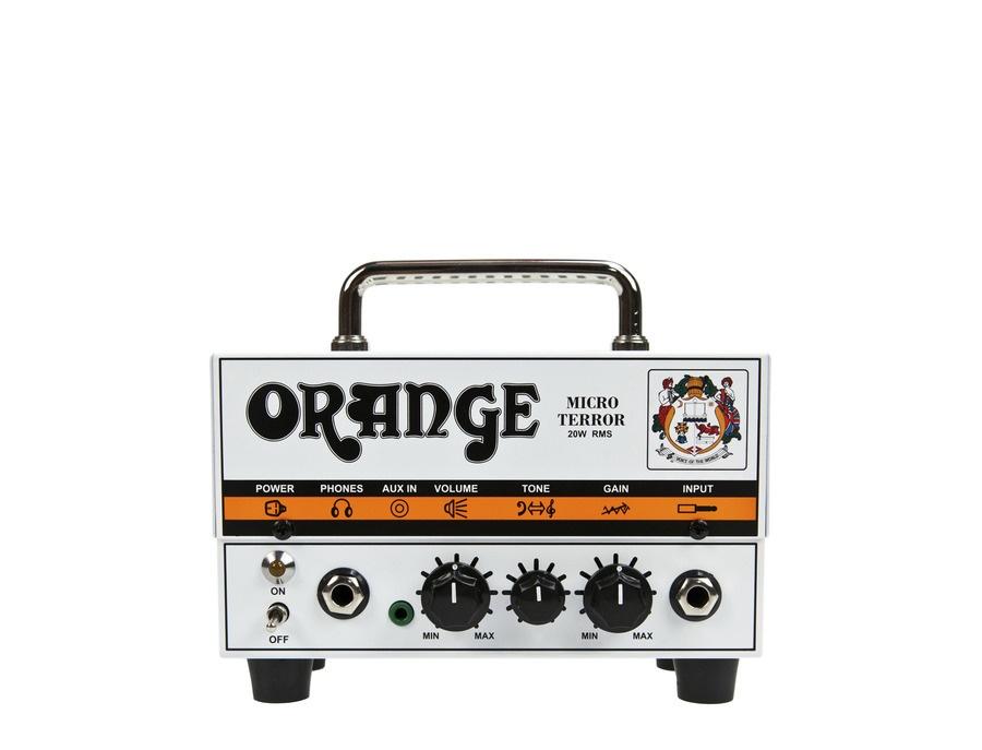 Orange Micro Terror