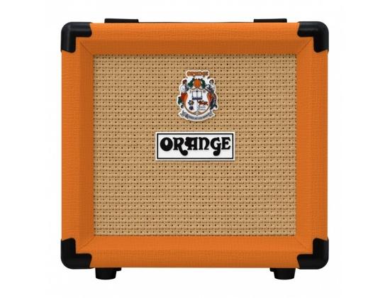Orange Amplifiers PPC Series PPC108 1x8 20W Closed-Back Guitar Speaker Cabinet