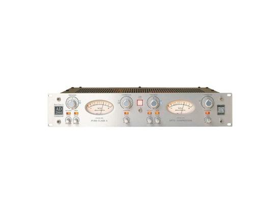 Avalon AD2044 Dual Mono-Stereo Pure Class A Discrete Optical Compressor