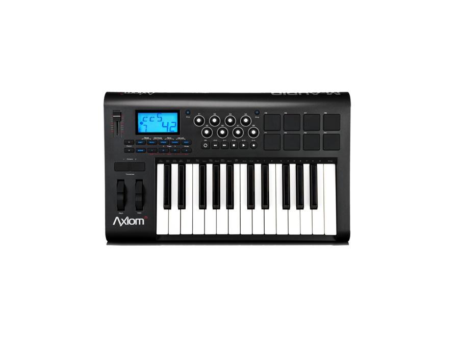 M audio axiom 25 25 key usb midi keyboard controller xl