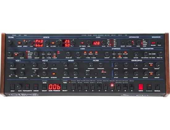 Dave Smith Instruments OB-6 Desktop Synthesizer