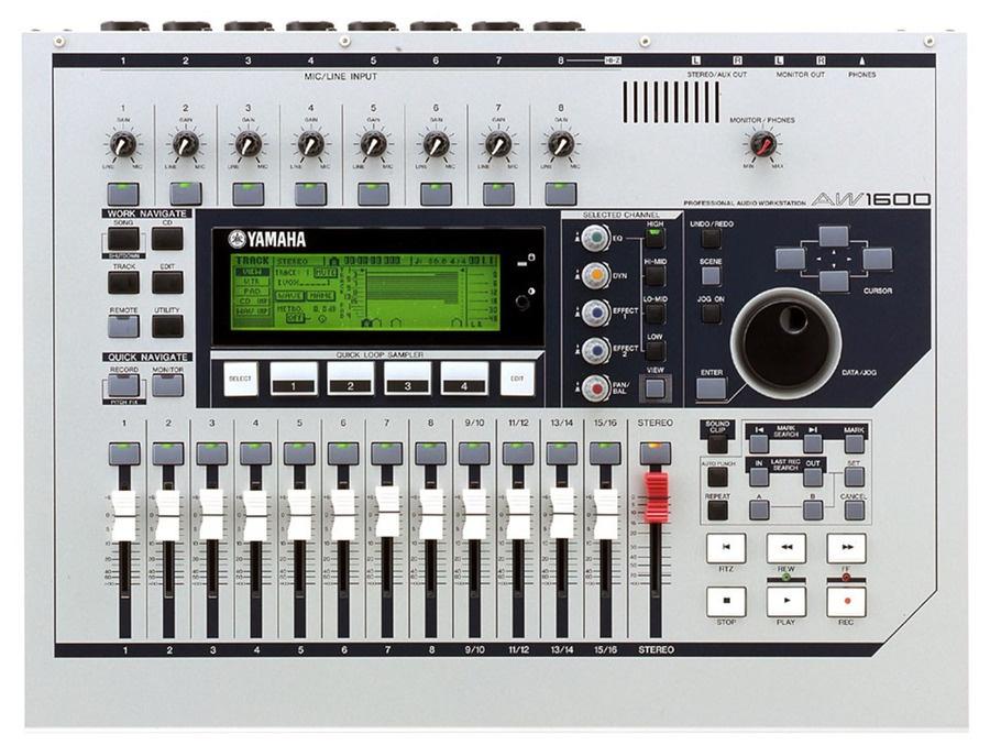 Yamaha aw1600 xl