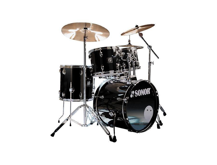 Sonor 503 standard 5 piece drum set xl